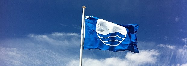 Blue flag status