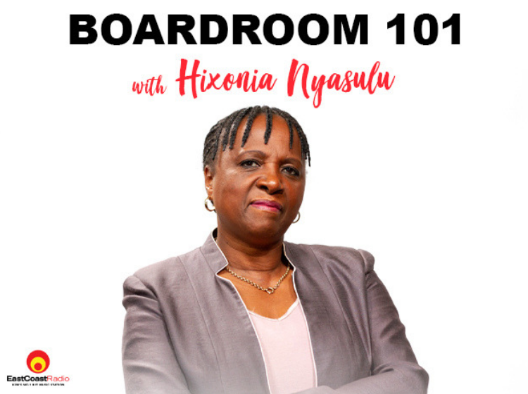 Boardroom101 with Hixonia Nyasulu