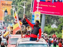 Uganda's Bobi Wine says he won election 'by far'