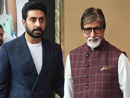 Amitabh Bachchan, Son Abhishek Bachchan