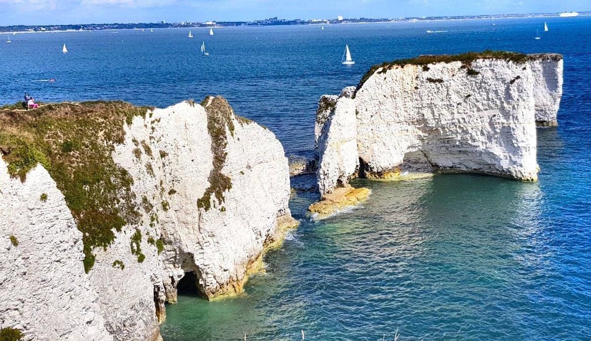 Bournemouth cliffs