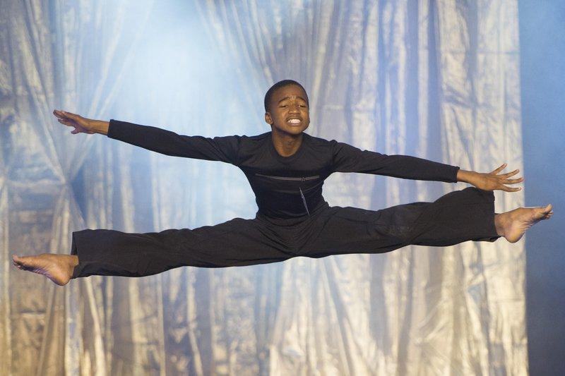 IATS dance performer