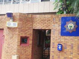 Brooklyn police station