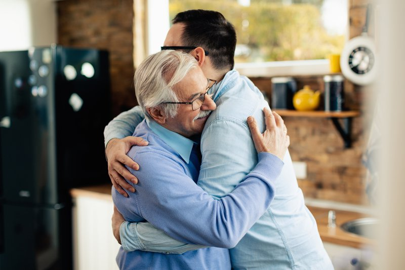Brothers reunite after 60 years
