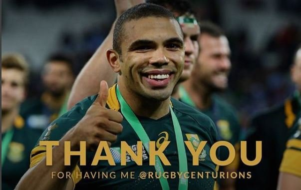 South Africa wing Bryan Habana announces retirement