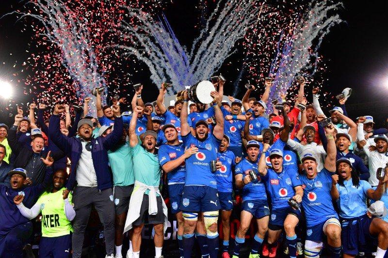 Blue Bulls Currie Cup Final 2021