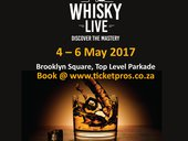 Whisky live button PTA