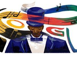 Google Doodle - Nkosi Sikelel' iAfrica