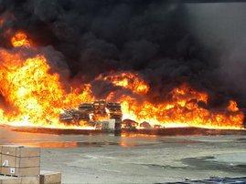 Durban fire