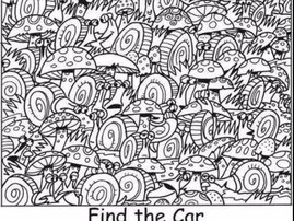 Find the car in the picture