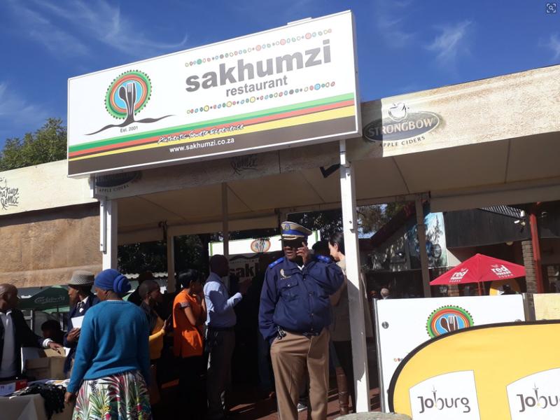 CCTV to ensure safety in Vilakazi Street following Sakhumzi shooting