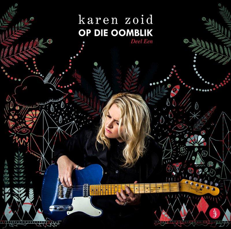 Karen zoid cd cover