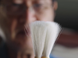 WATCH: One of the most expensive art brushes you will ever find costs around R15k