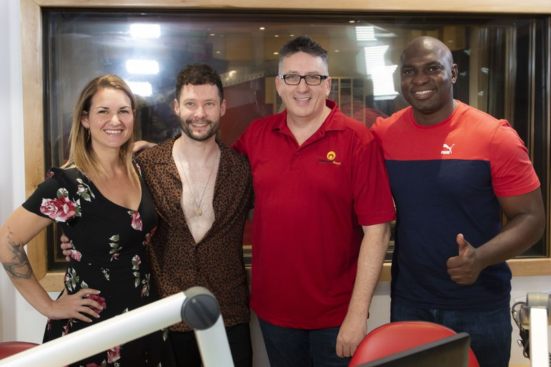ecr breakfast with calum scott