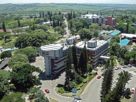 Zululand University relieves building upgrades