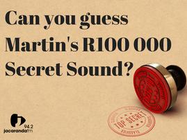 R100k secret sound image