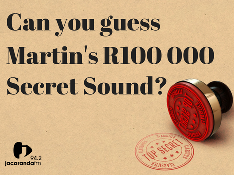 R100k secret sound image