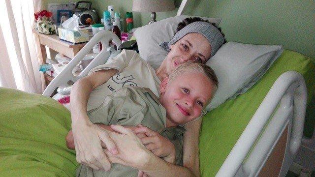lady bone cancer