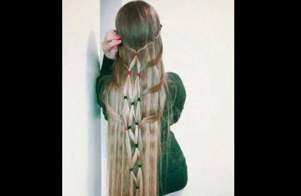 long hair Rapunzel