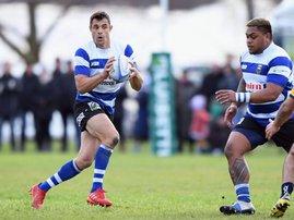Dan Carter returns to rugby