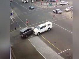 Car wash attendant