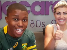 charlize and thabiso
