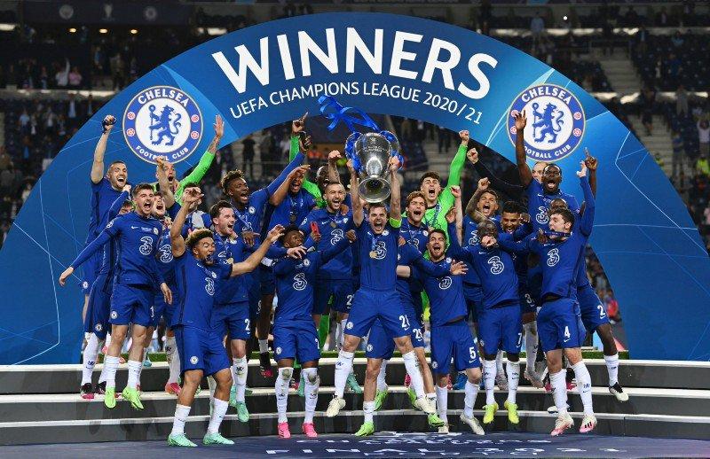 Chelsea beat Man City 8 May 2021
