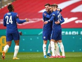 Chelsea vs Man City 17 April 2021