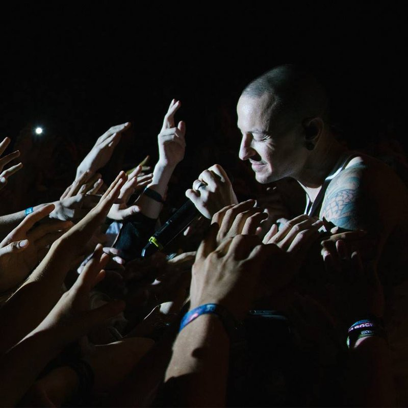 Linkin Park cancel their upcoming tour, following the death of frontman