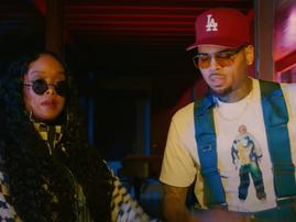 Chris Brown and H.E.R.