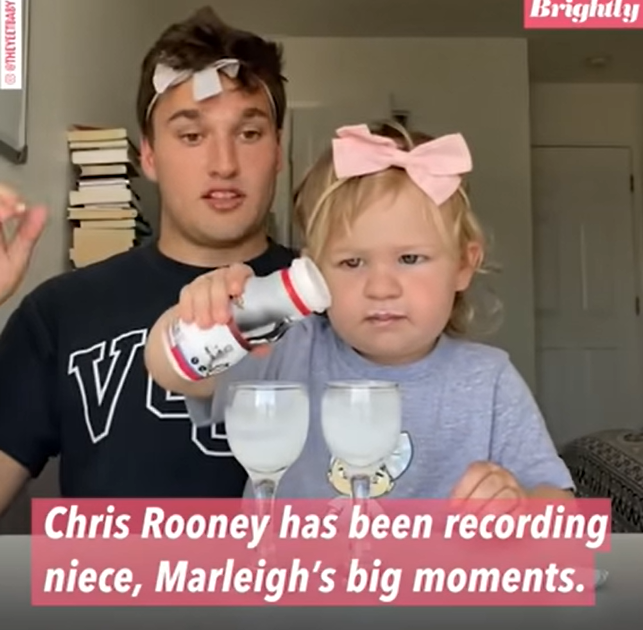 WATCH: Uncle and niece go viral on YouTube
