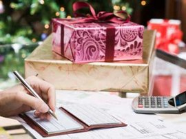 Christmas presents on a budget