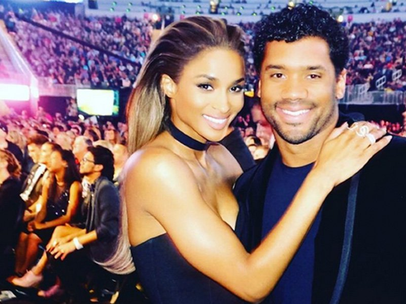 Ciara and Russel