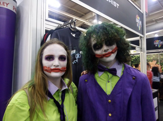 Thousands flood to Comic Con Africa