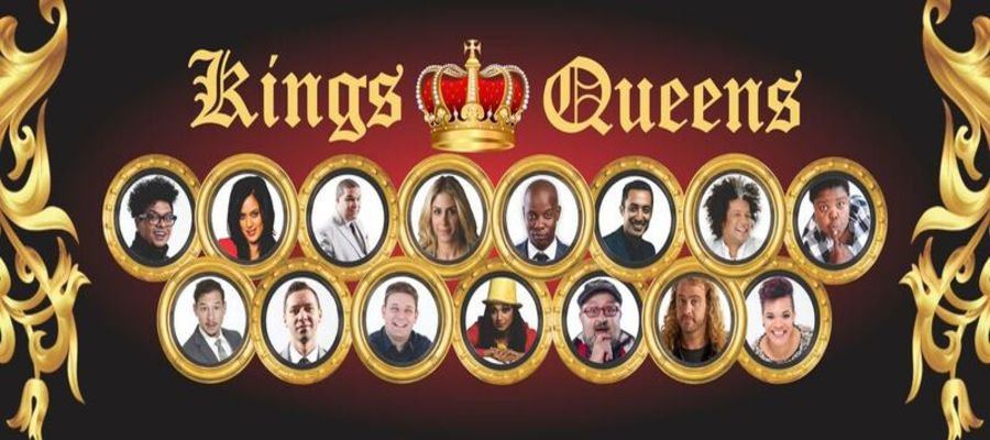 Kings and Queens of Comedy