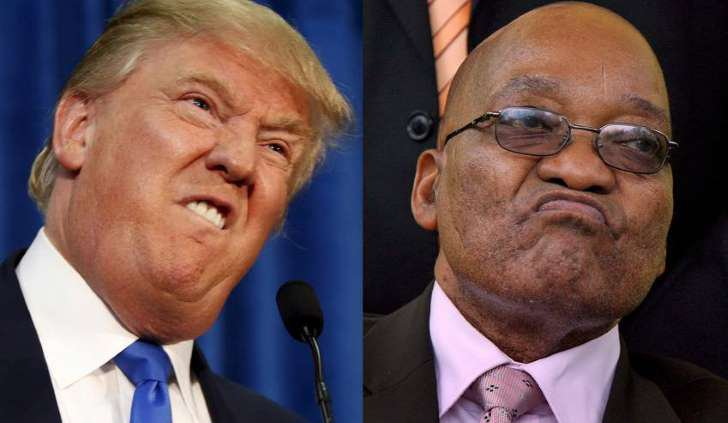 Trump to Speak with Nigerian, South African Presidents