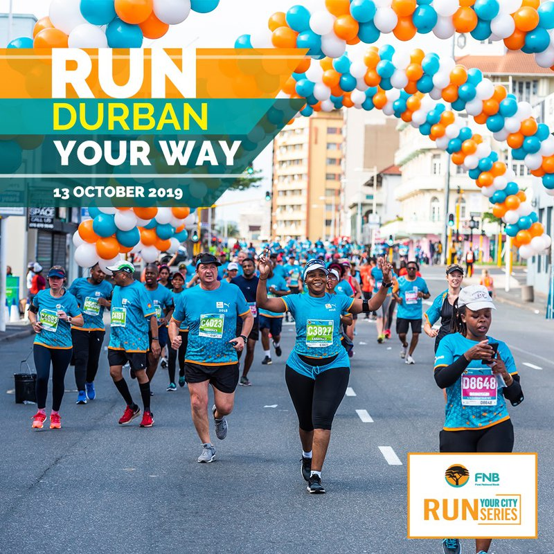 FNB Durban 10k 2019 / Supplied
