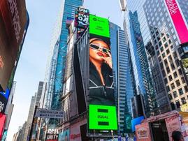 DBN Gogo Times Square billboard