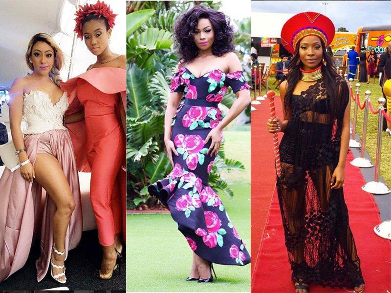 The celebrity Durban July kick off has begun - ZAlebs