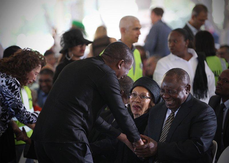 Cyril Ramaphosa and Julius Malema_ddw