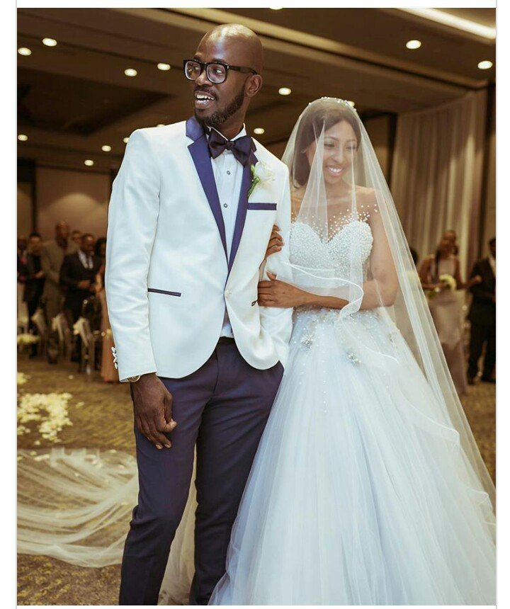 Black Coffee and Mbali