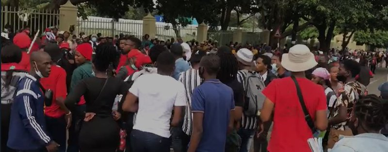 Dut Steve Biko Protests