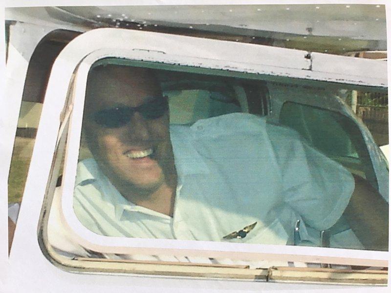 Damon the pilot