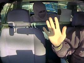 Dash Cam Robbery