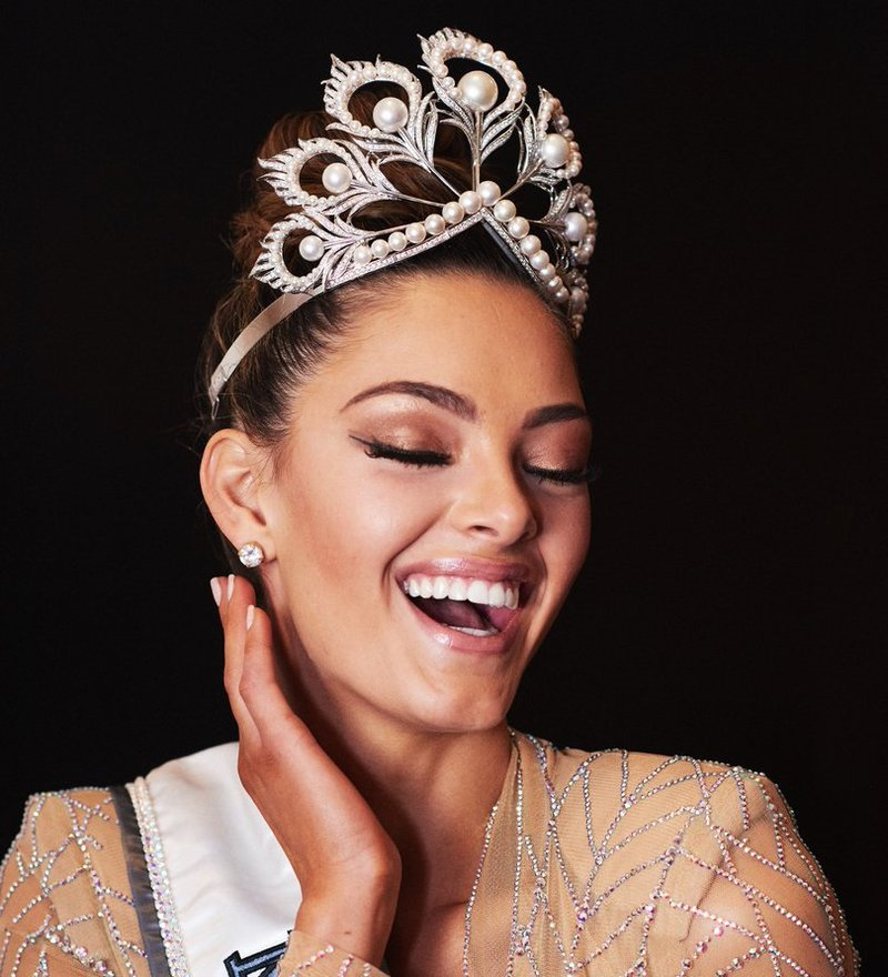 Demi-Leigh Nel Peters Miss Universe