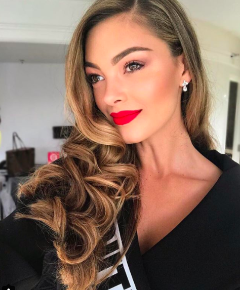 Demi-Leigh miss universe