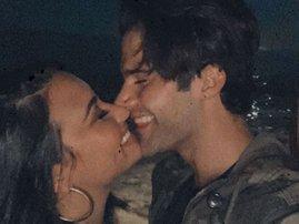 Demi Lovato and Max