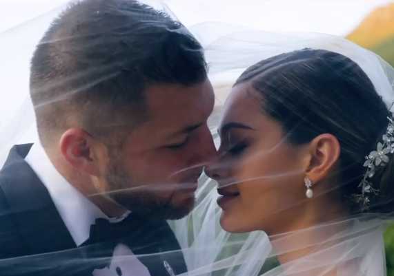 Demi Leigh and Tim wedding dance