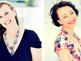 Dianne Broodryk and Gerda de Sousa