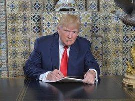 Darren: 10 Things Donald Trump will do as soon as he's POTUS